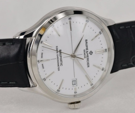 Replica Baume & Mercier Clifton Baumatic 10436 Review