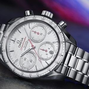 Replica Omega Speedmaster 38mm Co-Axial Chronograph 324.30.38.50.55.001 Review