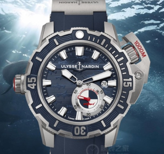 Replica Ulysse Nardin Diver Deep Dive HAMMER Review