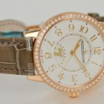 Replica Jaeger-LeCoultre Rendez-Vous Night & Day Pink Gold Diamond 3442440 Review