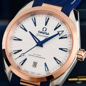 Replica Omega Seamaster Aqua Terra 150M Co-Axial Master Chronometer 38mm Review
