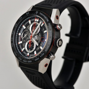 Replica Tag Heuer Carrera Caliber Heuer 01 45mm CAR2A1Z.FT6044 Review