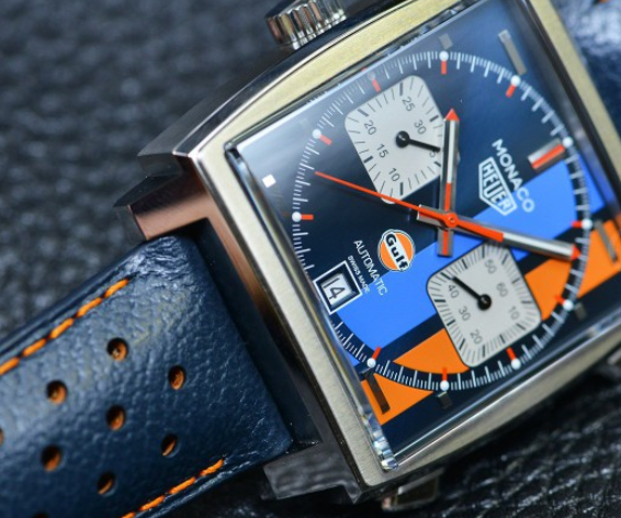 Replica TAG Heuer Monaco Gulf 2018 CAW211R.FC6401 Review