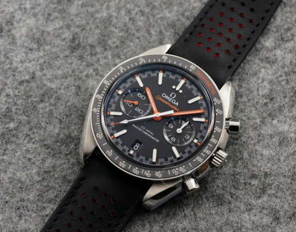 Replica Omega Speedmaster Racing Automatic Chronograph 329.32.44.51.01.001 Review
