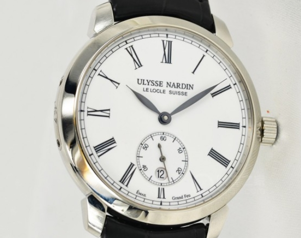 Replica Ulysse Nardin Classic Classico 3203-136-2/E0-42 Review