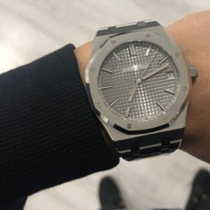 Replica Audemars Piguet Royal Oak 15500 Watch Review