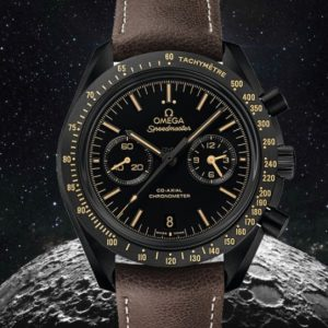 Replica Omega Speedmaster Dark Side of the Moon Vintage Black Review