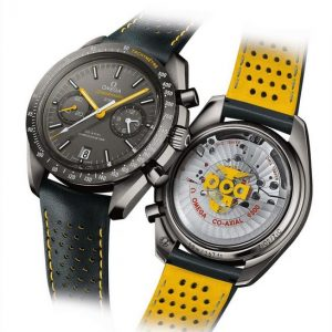 Replica Omega Speedmaster Grey Side of the Moon Porsche Club of America Review