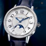 Replica Jaeger-LeCoultre Rendez-Vous Moon Q3578430 Ladies Watch Review