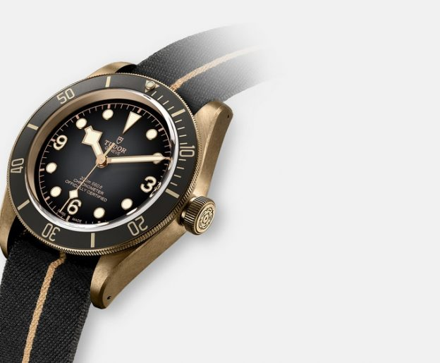 Replica Tudor Black Bay Bronze M79250BA Review