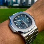Replica Patek Philippe Nautilus Annual Calendar 5726/1A-014 Watch