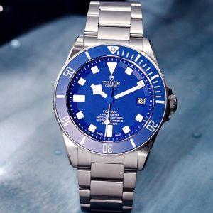 Replica Tudor Pelagos Blue M25600TB-0001 Review
