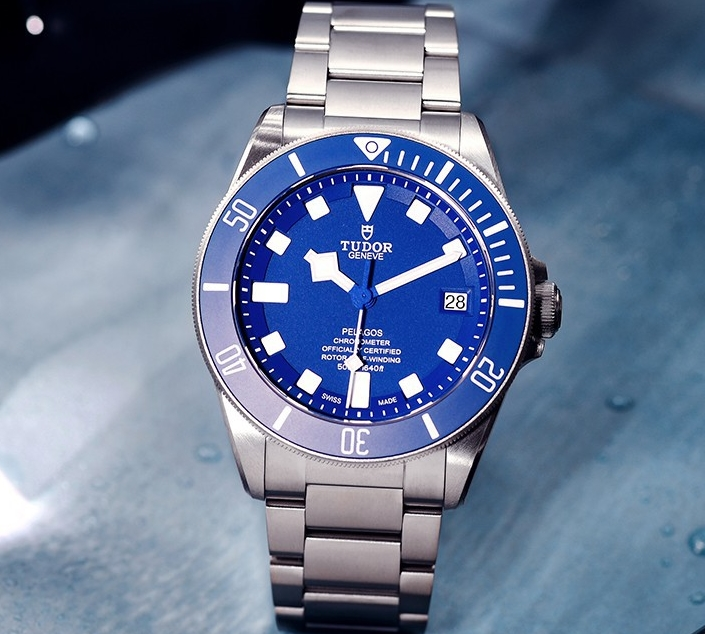 Replica Tudor Pelagos Blue M25600TB-0001 Review