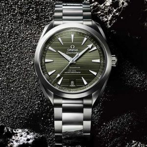 Replica Omega Seamaster Aqua Terra Green Dial 220.10.41.21.10.001 Review