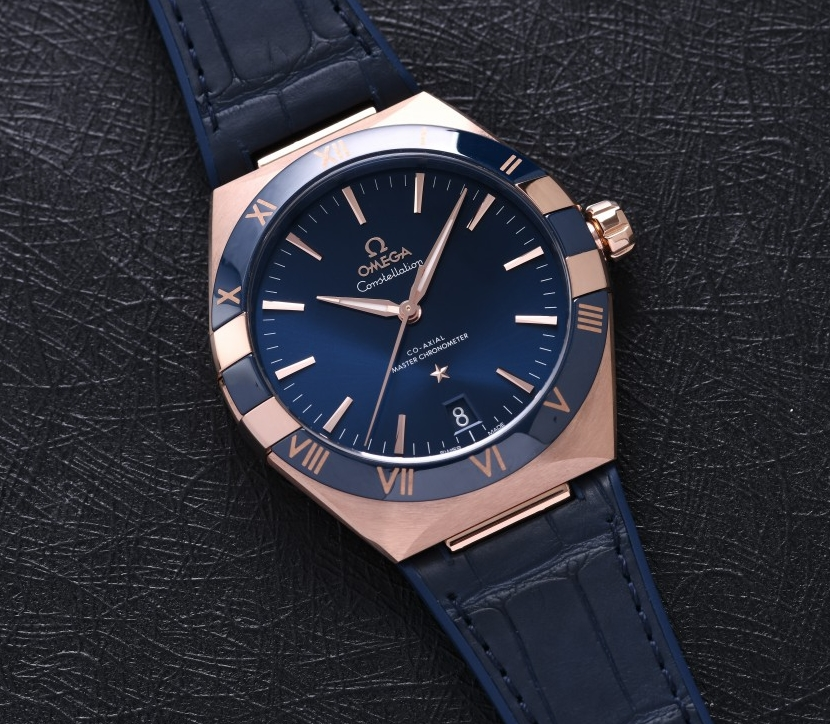Replica Omega Constellation Co-Axial Chronometer 41mm 131.63.41.21.03.001 Review