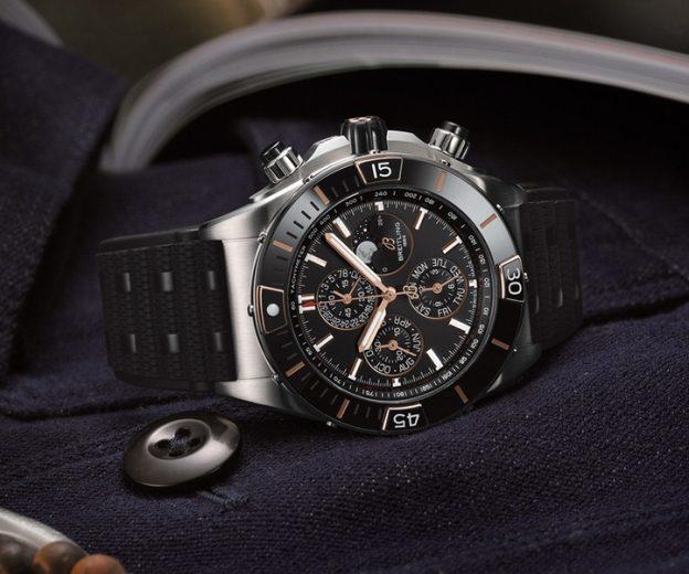 Replica Breitling Super Chronomat 44mm Four Year Calendar Review
