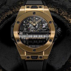 Replica Hublot Big Bang MP-11 Power Reserve 14 Days Magic Gold 911.MX.0138.RX Review