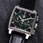 Replica TAG Heuer Monaco Green Dial Limited Edition CBL2116.FC6497 Review